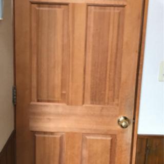 【再値下げしました】木製ドア(インテリアや撮影背景にも)