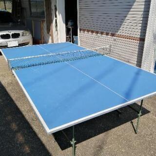 卓球台 ブルー 公式サイズ