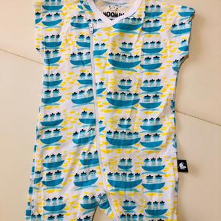 ムーミンのベビー服(3-6ヶ月用)