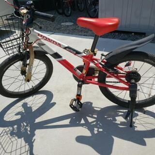 レア物!D-bike HONDAモデル自転車 18インチ! 小...