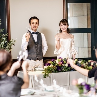 東京の1.5次会・会費制の結婚式なら【1.5次会Party】