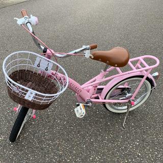 子供用 自転車 マハロ 16インチ