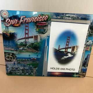 写真立て SanFrancisco