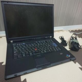 故障したThinkPad T60P