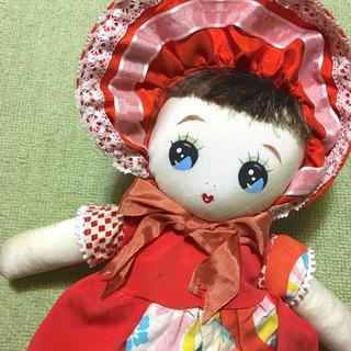 文化人形 手作り デザフェス購入品 1点もの
