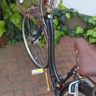 自転車 中古の画像
