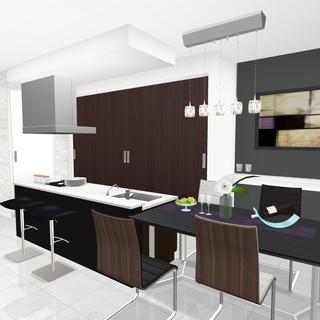 【インテリア3Dでご提案】賃貸マンションやマイホームの家具・イン...