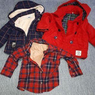 子供用 冬コート(95~100)