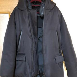 EEL ダウンジャケット オーロラマンDコート
