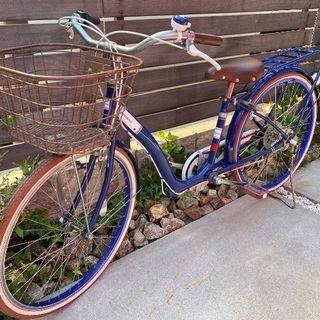 24インチ自転車★女の子