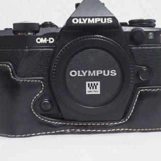 売約済【定価4,250円】OLYMPUS OM-D E-M5 M...