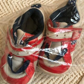 子ども用靴 オシュコシュ スニーカー 12.5cm