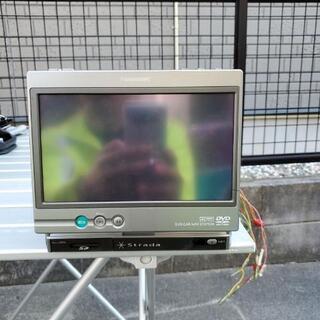 【値下げ】DVDプレーヤー 車用 パナソニックストラーダ ナビ無し