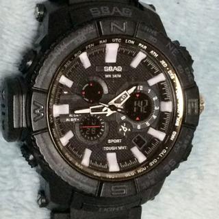 SBAO ダイバーズウオッチ  腕時計  未使用品