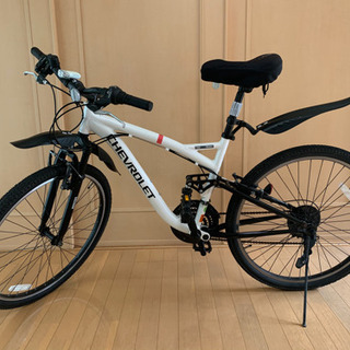 シボレーのクロスバイク