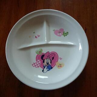 ミニーちゃんお皿 プレート