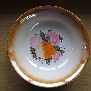 パールカラー 皿