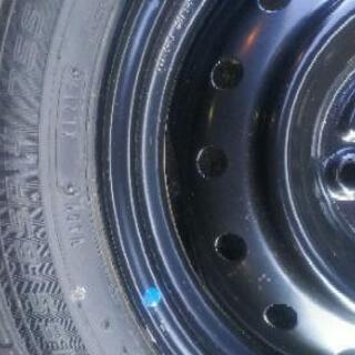 ダンロップ 4本タイヤセット - 車のパーツ