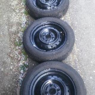 ダンロップ 4本タイヤセットの画像