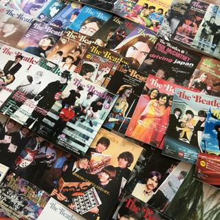 付録付 月刊The Beatles 2000年1月〜2016年7...