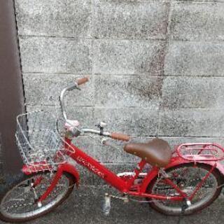 子供自転車【18インチ】