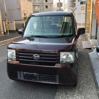 平成22年車検2年付きダイハツムーブコンテXスペシャル込み込み15万円