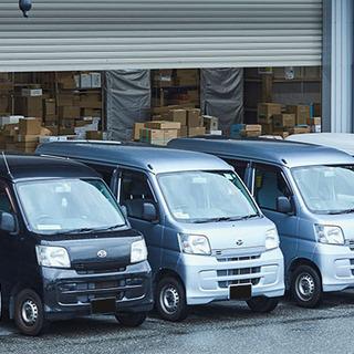 【週払いOK】月収50万円以上のスタッフ多数!軽貨物配送スタッフ...