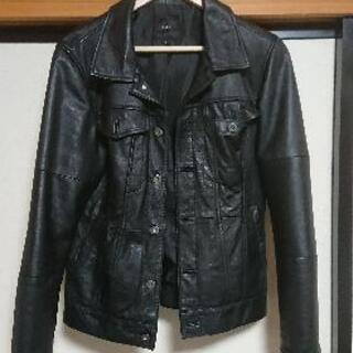 本革ジャケット Lサイズ