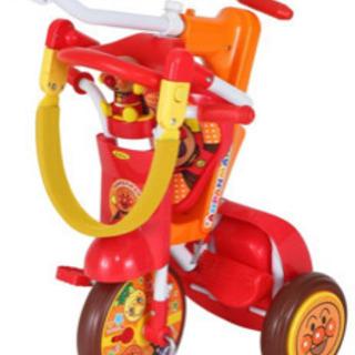 アンパンマン 折り畳み三輪車