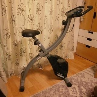 アルインコ:クロスバイク(エアロバイク)中古美品・・・