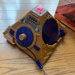 小学生向けおもちゃ電脳迷宮メガリス 美品