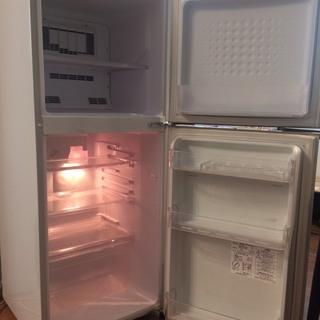古い中古の冷蔵庫、引き取りに来ていただけるなら、ただでお譲りします。