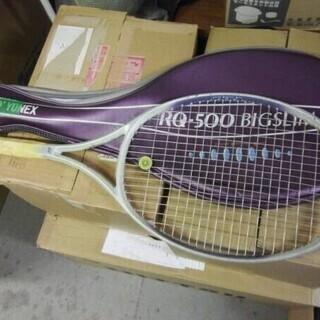 ヨネックス RQ-500 ビッグスリム テニスラケット
