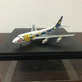 【ネット決済・配送可】ANA 全日空 B747 初代ポケモンジェット
