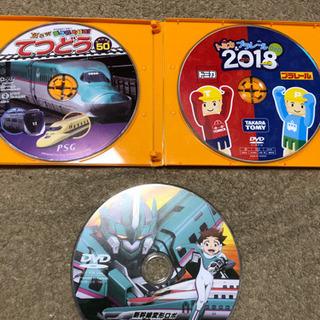 【お取引中】新幹線、トミカ、シンカリオンDVD