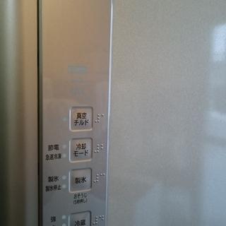 日立(HITACHI)3ドアノンフロン冷凍・冷蔵庫 R-K370EV 2014年製 「真空チルド」 LEDライト - 茅ヶ崎市