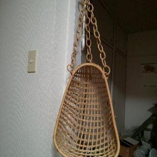 珍しい釣り籠でしょ!