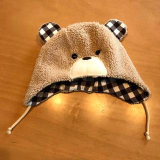 ベビー用⭐︎もこもこクマさん帽子