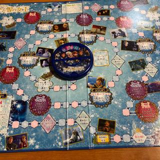 アナと雪の女王のすごろくゲーム