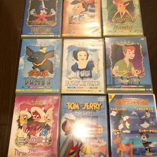 ディズニー トムとジェリー他 DVD 9枚セット