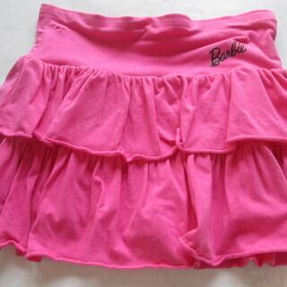 Mサイズ バービーキュロットスカート ピンク