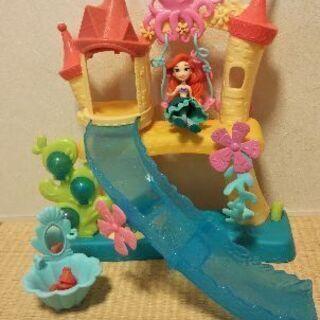 アリエルの海のお城