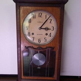 昭和レトロ、アンティーク振り子時計