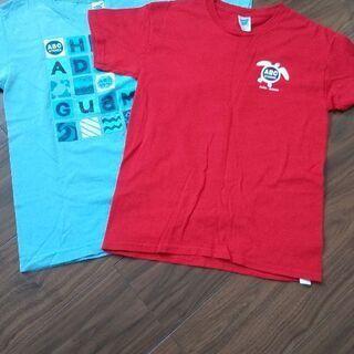子供Tシャツ 二枚(120~130cm相当)