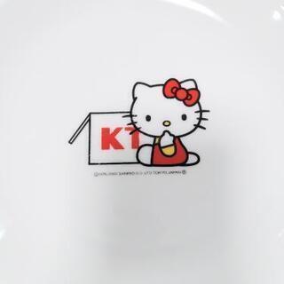 キティちゃん 中皿 2枚で - 名古屋市