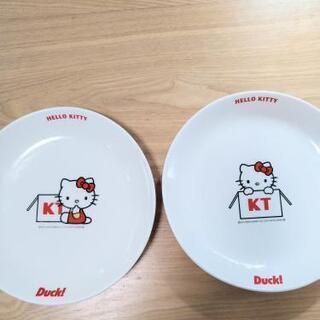 キティちゃん 中皿 2枚で