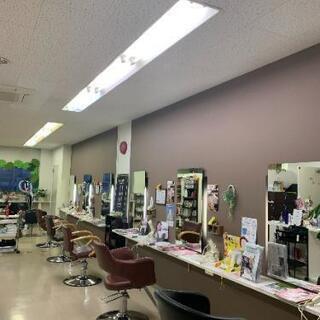 長野駅目の前!美容室、マツエク、ネイルの面貸しです!料金相談!