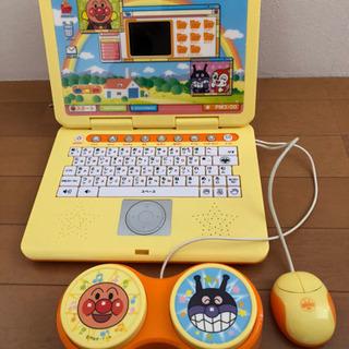 アンパンマンカラーパソコンの画像