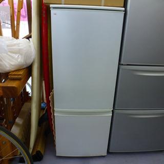 2ドア冷蔵庫 167リットル 2010年製 シャープ SJ-S1...