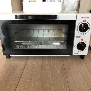 オーブントースター【美品】